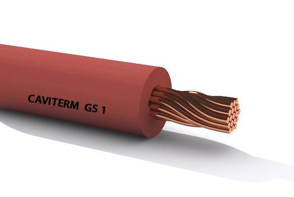 High Temperature Cable : Caviterm high temperature cables